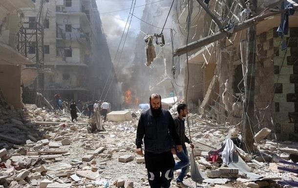 В результате авиаудара в Сирии погибли около 30 человек