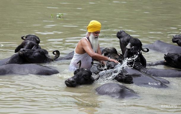 Зливи в Індії забрали життя 34 людей