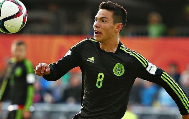 МЮ интересуется мексиканским талантом