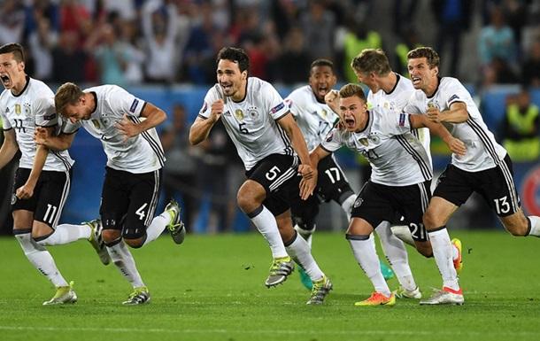 Бонуччі вперше бив пенальті й інші факти матчу Німеччина - Італія