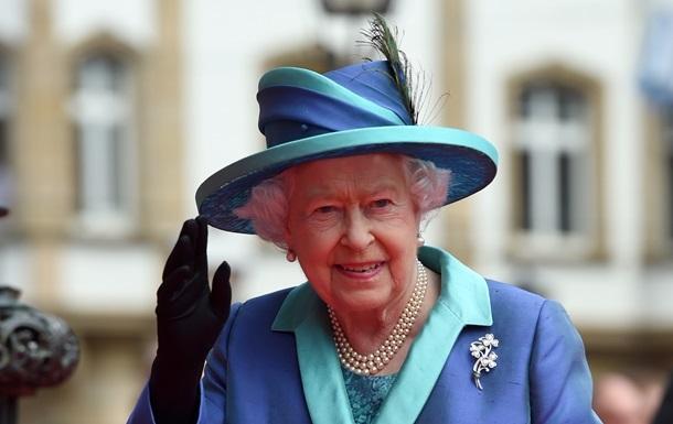 Елизавета II впервые выступила после Brexit