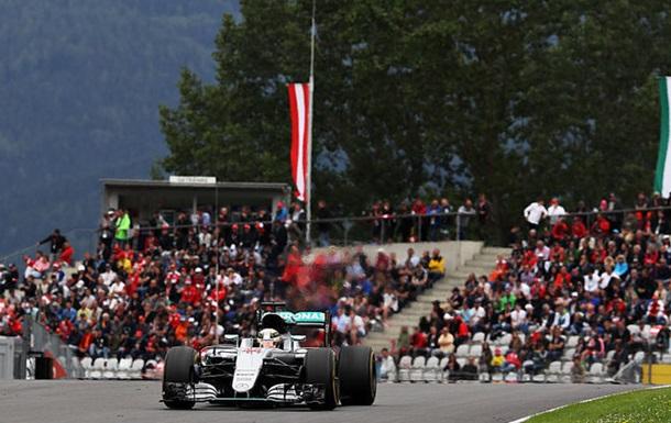 Формула-1. Гран-при Австрии. Хэмилтон празднует успех в Шпильберге