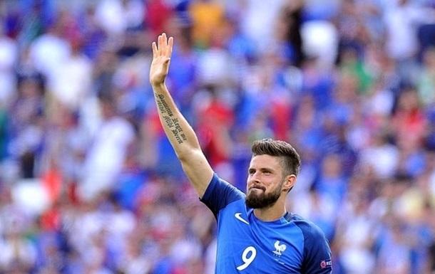 Франція б є Ісландію і вирушає у півфінал Євро