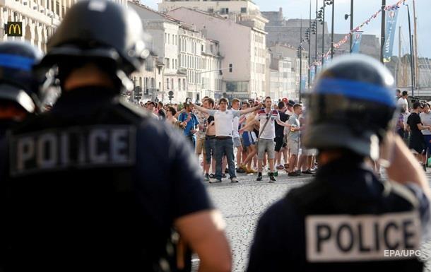 З початку Євро у Франції затримали понад тисячу осіб