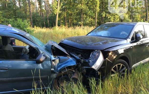 П яний топ-менеджер Укрзалізниці влаштував аварію