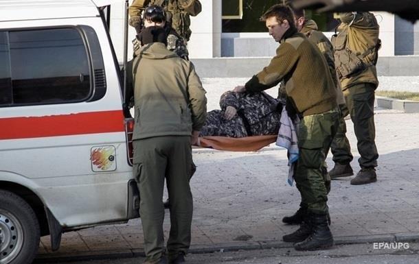 Доба на Донбасі: поранено двох військових