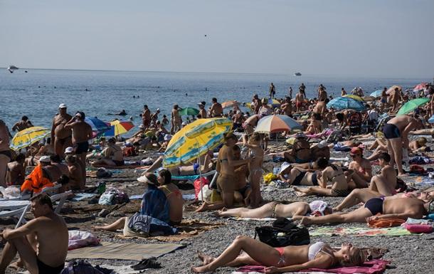 У Криму заявили про збільшення турпотоку на 21%