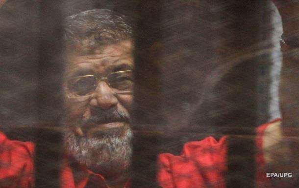 Екс-президент Єгипту Мурсі внесений до списку терористів