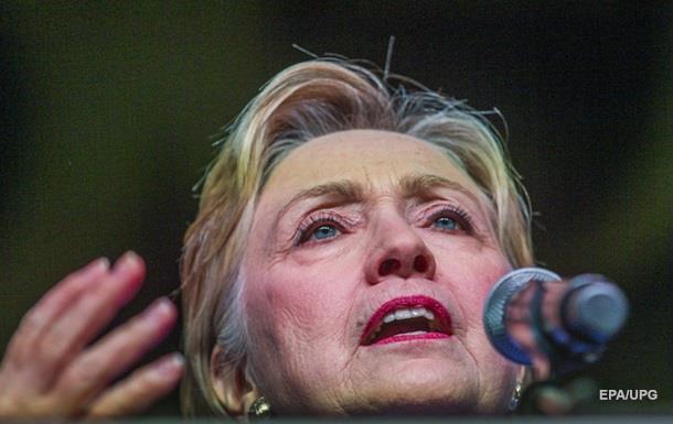 Клінтон не будуть висувати кримінальні звинувачення - ЗМІ
