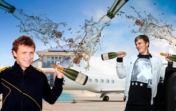 П янка Мамаєва і Кокоріна на 250 тисяч євро під гімн Росії в Монте-Карло