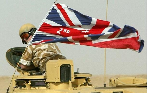 Британія пожалкувала, що напала на Ірак