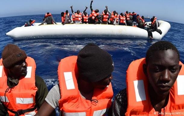 У Середземному морі за добу врятували 4500 мігрантів