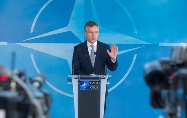 НАТО обговорить з Росією ситуацію в Україні