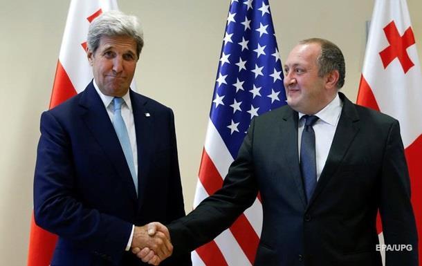 США пообещали Грузии еще больше военной помощи