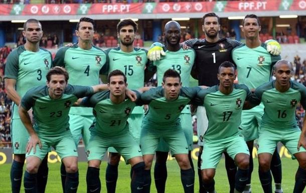 Португалія - Уельс: стартові склади