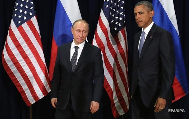 Путін обговорив з Обамою особливий статус ЛДНР