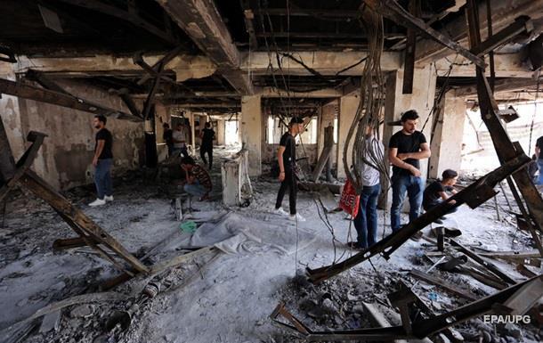 Теракт в Багдаде: число жертв уже 290