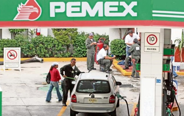 У Мексиці відкрилися перші за 80 років приватні АЗС