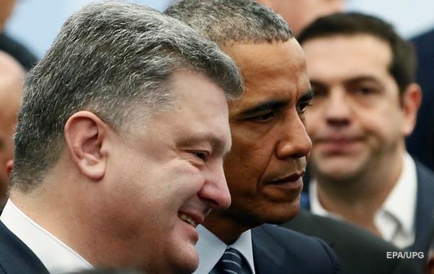 Порошенко и Обама обсудят Минск и санкции