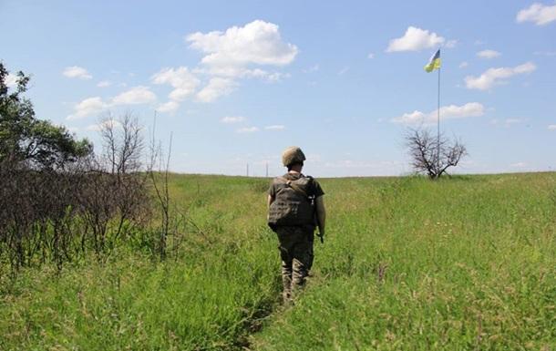 Доба в АТО: посилилися обстріли на Луганщині
