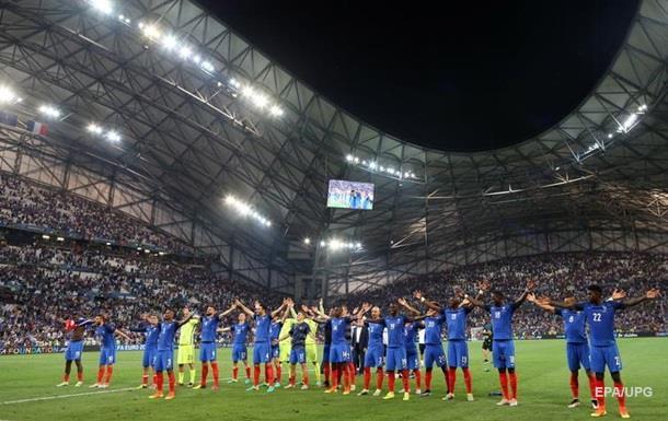 Германия - Франция: результат матча