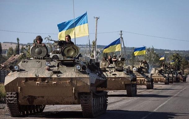 Укроборонпром передав армії тисячу одиниць техніки