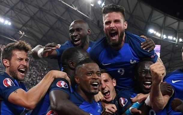 Гризманн сравнялся с Анри и другие факты матча Франция - Германия