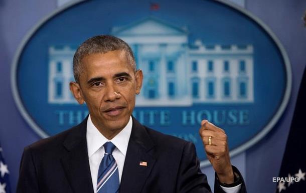 Обама призвал НАТО и ЕС усилить поддержку Украины