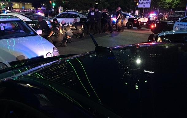 Стрілянина в Далласі: убитий четвертий стрілок