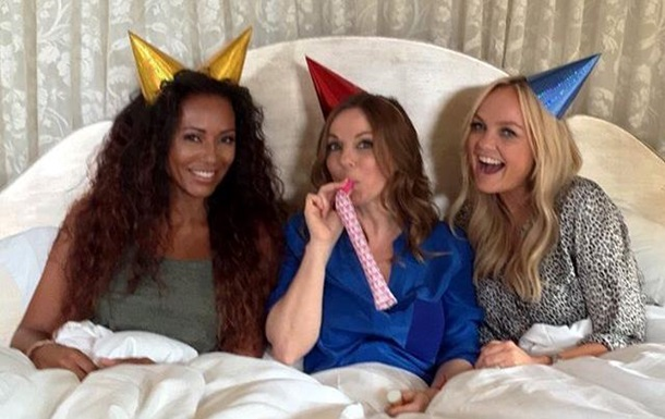 Spice Girls заявили о воссоединении