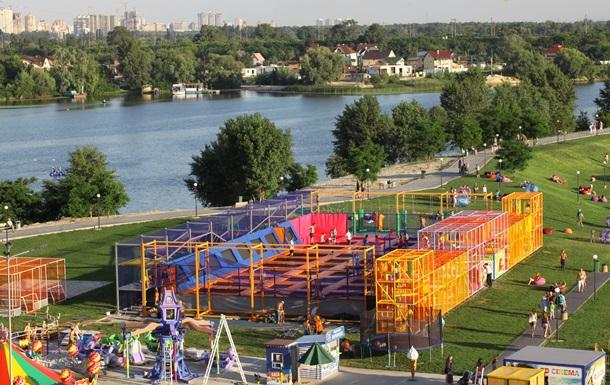 Территория современного отдыха для всей семьи – Sky Family Park