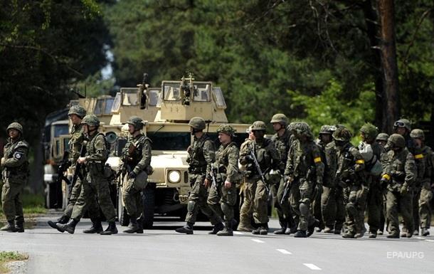 США відправлять в Польщу тисячу солдатів