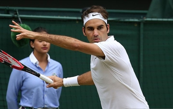 Федерер: «Я дуже злий на себе»