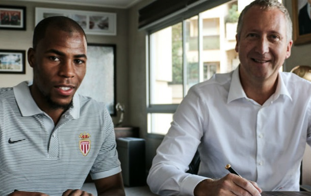 Монако подписало защитника Лилля