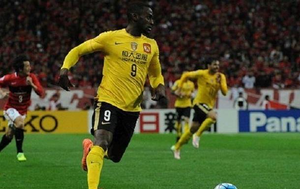Первый звездный игрок китайской Суперлиги засобирался назад в Европу