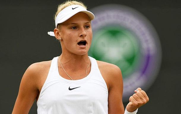 Українка поступилася у фіналі найбільшого тенісного турніру