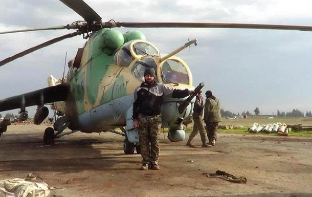 Россия подтвердила гибель своих пилотов в Сирии