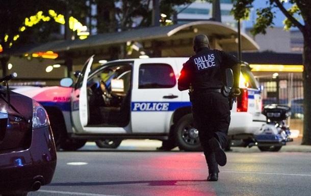 Полиция Далласа получила анонимные угрозы