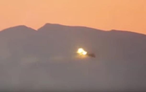 Появилось видео гибели российских пилотов в Сирии