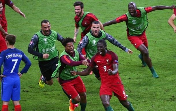 Португалія - десята країна, яка виграла Євро й інші факти фіналу