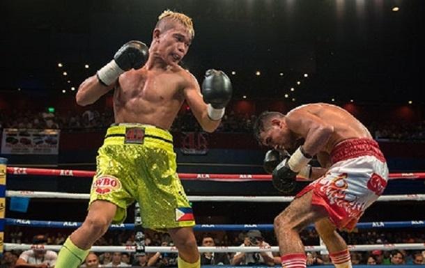 Восходящая звезда бокса уступил впервые в карьере