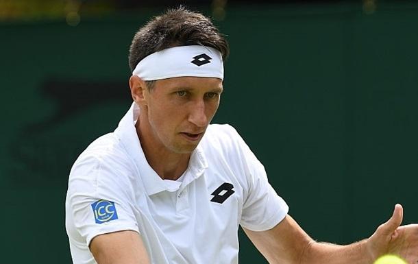 Український тенісист піднявся в рейтингу найкращих гравців планети