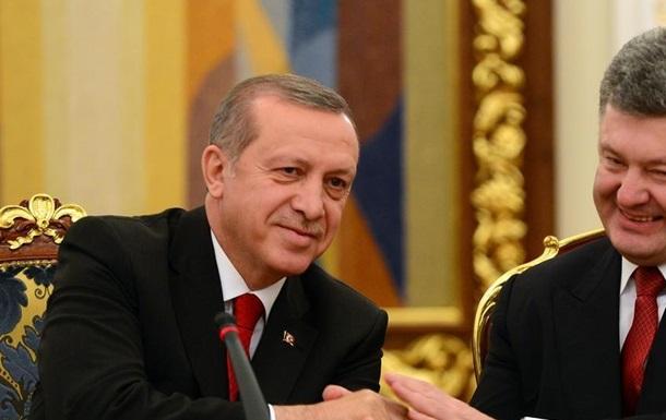 Украинско-турецкая дружба: помощь в обмен на земли