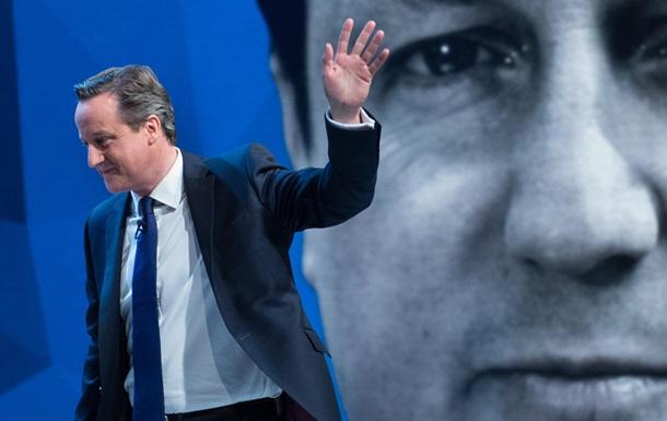 Кэмерон уйдет с поста премьера 13 июля