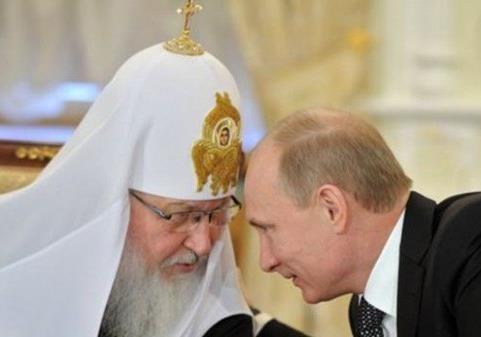 Московський патріархат ініціював Хресну ходу в Україні.