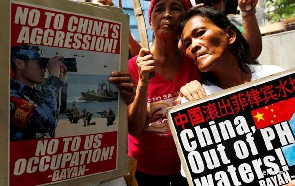 Гаазький трибунал відмовив КНР у спірних островах