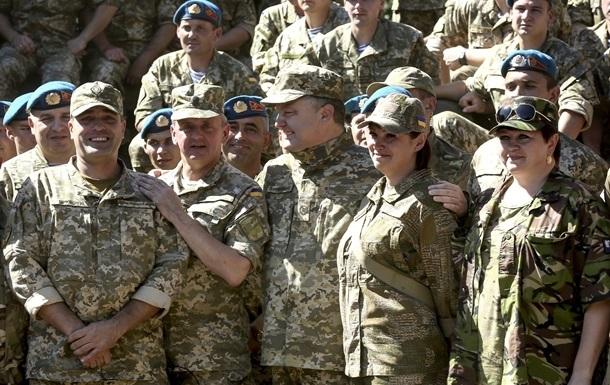 Рада прийняла закон щодо строків служби в армії