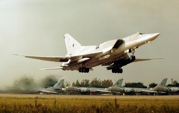 Росія знову застосувала в Сирії дальню авіацію