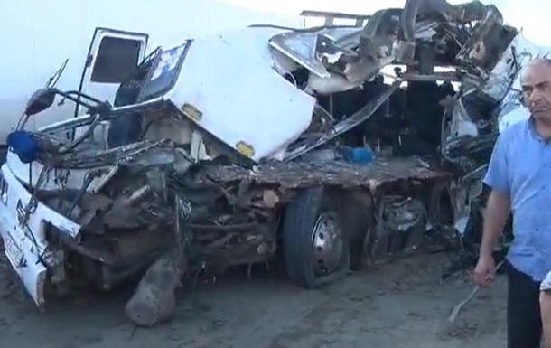 Девять человек погибли в автоаварии в Дагестане