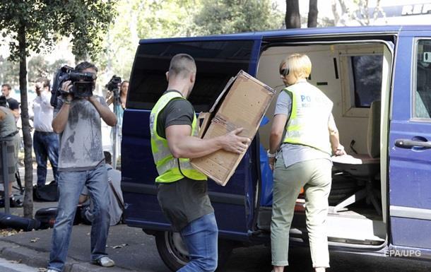 Полиция Испании не раскрывает имена задержанных граждан РФ и Украины